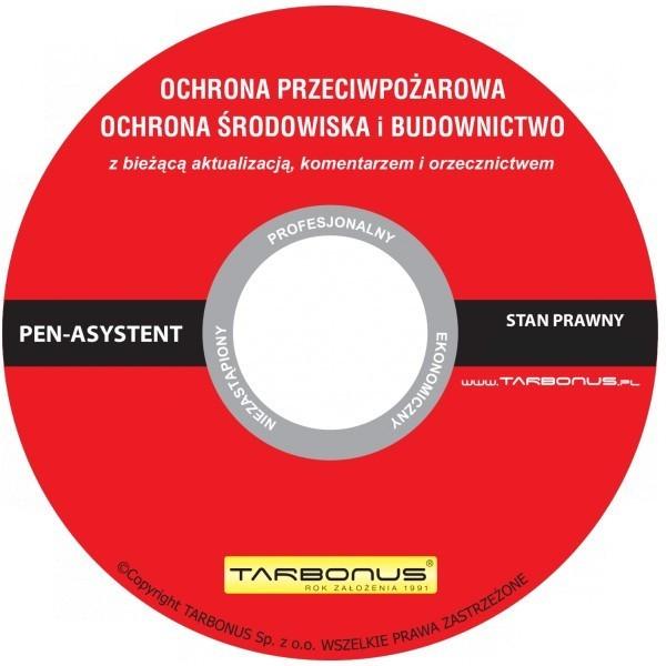 Asystent PPoż Serwis - na płycie DVD